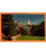 VINTAGE POSTCARD- WEE KIRK OF THE HEATHER, GLENDALE, CA  BK19 - $1.96