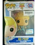 Funko Pop Disney 533 Toy Story 4 Action Pose Bo Peep Barnes Noble Exclusive - $10.89