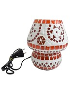 Ceramic Dimmable Electric Scent Oil Warmer Diffuser Burner Aroma Fragran... - $24.21