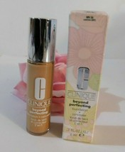 Clinique Beyond Perfecting Foundation + Concealer WN 56 CASHEW .2 fl oz NEW - $18.00