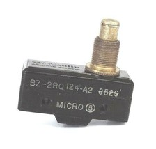 HONEYWELL MICRO SWITCH BZ-2RQ124-A2 SNAP ACTION BASIC SWITCH BZ2RQ124A2