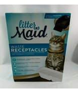 LITTER MAID WASTE RECEPTACLES SELF CLEANING LITTER BOX 3RD EDITION REFIL... - $20.00