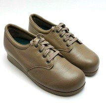 Drew Barefoot Freedom Mens Orthopedic Shoes Tan Size 9.5 M - $44.27