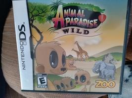 Nintendo DS Animal Paradise: Wild  image 1
