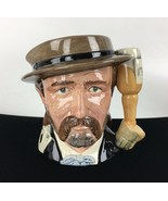 1984 Royal Doulton Wild Bill Hickock Toby Mug Jug Wild West Collection V... - $123.70
