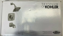 KOHLER Maxton Brushed Nickel 1-Handle Bathtub/Shower Faucet +Valve R22478-4E-BN - $150.00
