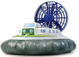 AcademyScience Hover Craft, 4 AA Battery Operated(Not Included) Operation Above