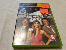 World Poker Tour Microsoft Xbox Original - Buy 3 Get 1 Free - $4.95