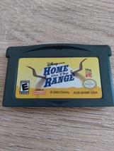 Nintendo Game Boy Advance GBA Disney Home On The Range image 2