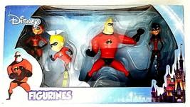 Disney Incredibles Figure 4-Pack  Action Figures  - $7.43