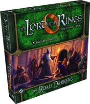 Fantasy Flight Games The Lord of the Rings: The Card Game - The Road Dar... - $26.96