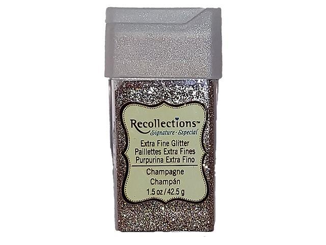 Recollections Extra Fine Glitter, Champagne #I85451