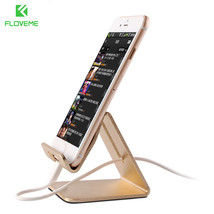 FLOVEME Phone Stand Holder For iPad Tablet For iPhone 7 6 6S Plus 5 5S S... - $9.43