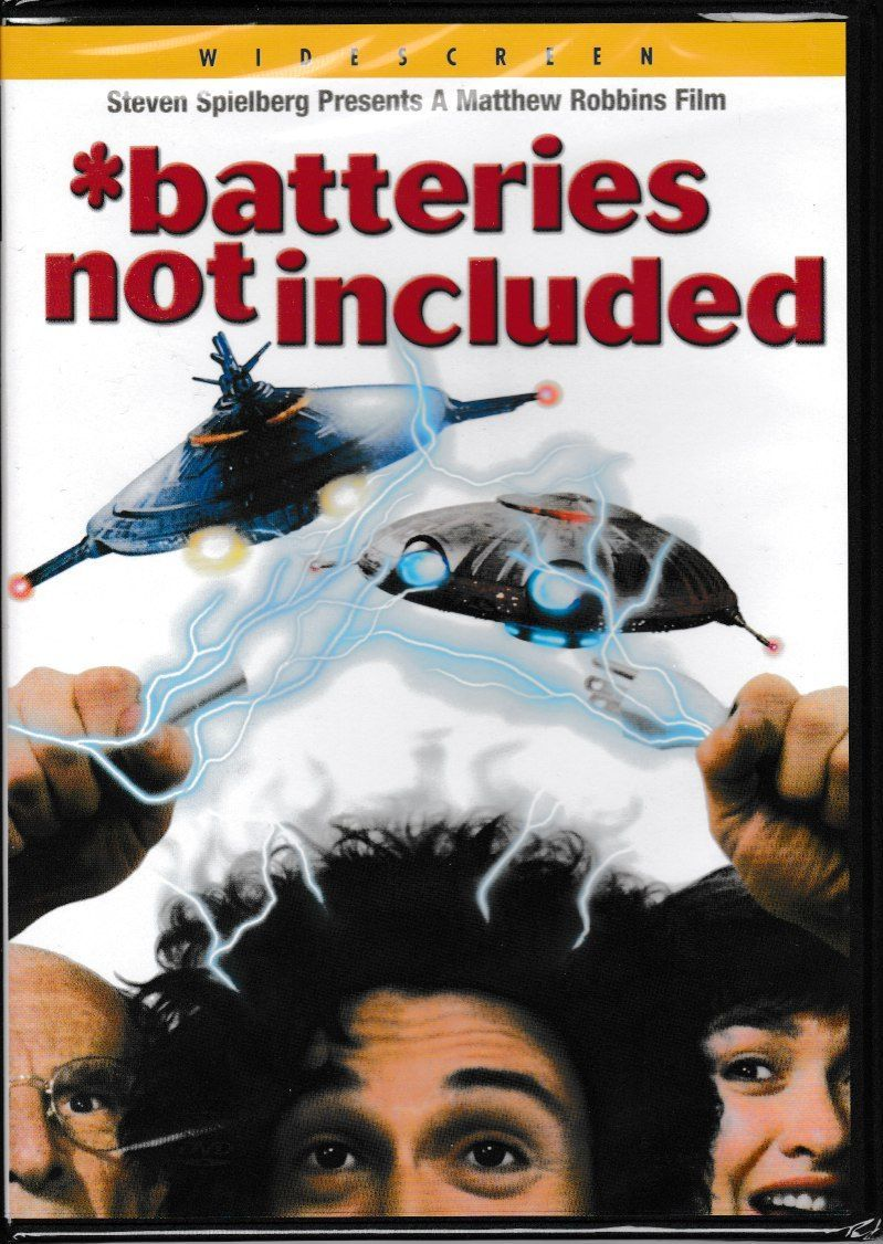 Primary image for *batteries not included (1987) Widescreen DVD