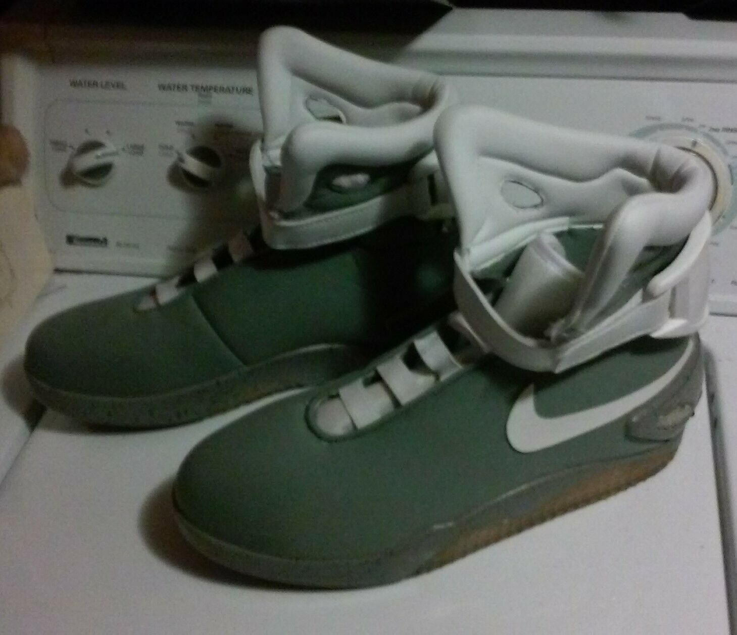 9868981c33 Nike Air Mag Universal Back To The Future 2 and 37 similar items