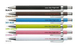 Zebra Color Flight MA53 Assorted Colors 0.5mm Mechanical Pencils (6pcs)-MIX - $25.23