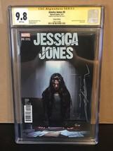 Jessica Jones #4 VARIANT CGC SS 9.8 Signed Jeff Dekal NM/MT NETFLIX DEFE... - $74.44