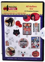 Amazing Designs Alle Hallows Eve Stickereien CD,ADP-70J - $89.58