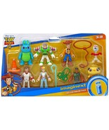 Toy Story Imaginext 8 Figure Set BRAND NEW - $29.69