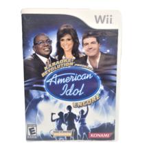 Karaoke Revolution Presents: American Idol Encore Nintendo Wii 2008 Sing... - $8.79