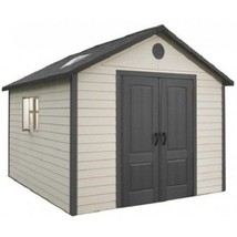 Lifetime 11x18.5 Storage Shed Kit w/ Floor [6415 / 20125] - $3,103.95