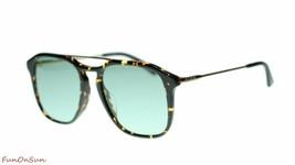 NEW Gucci Sunglasses GG0321S Square Frame 55mm Authentic - $215.00