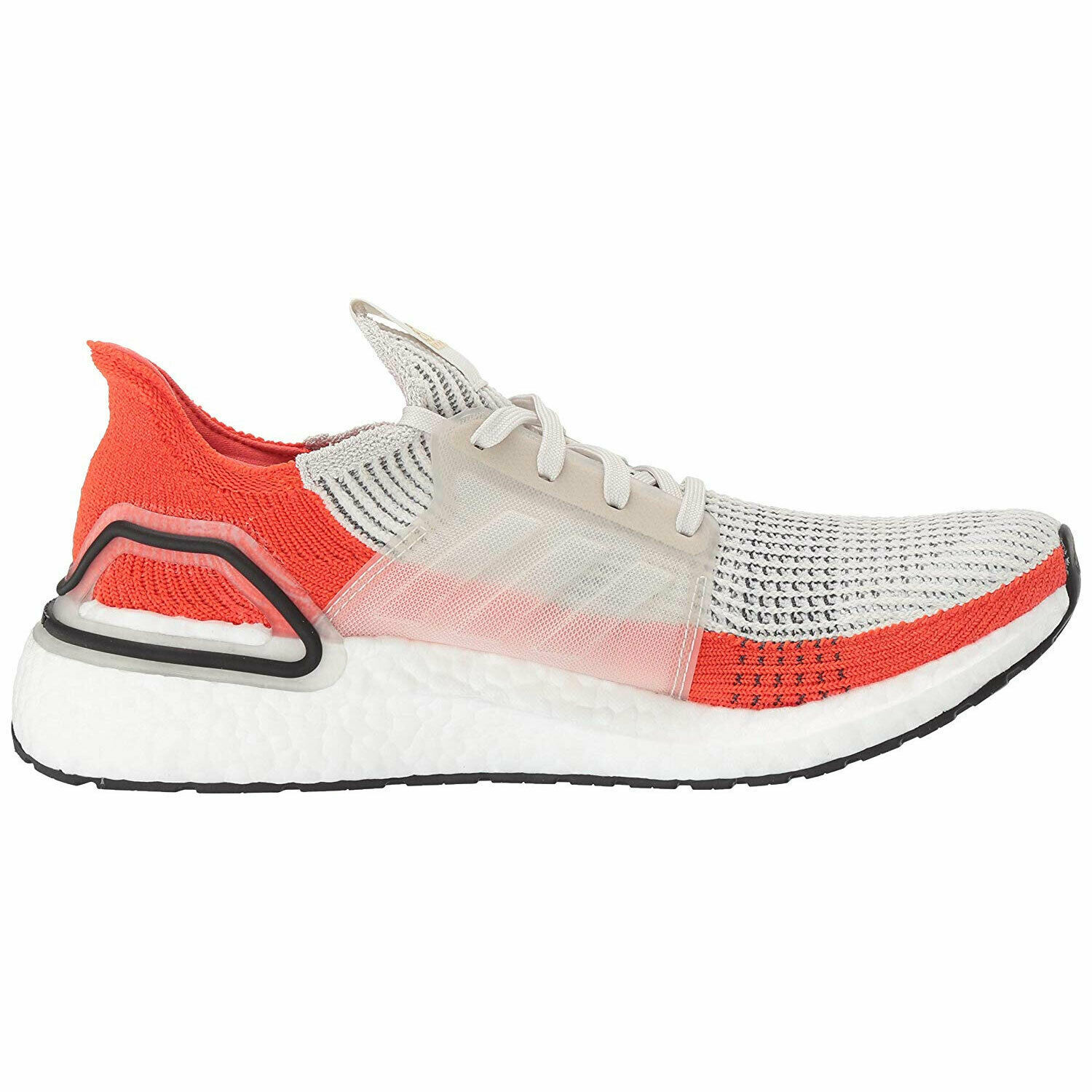 Primary image for Adidas Men's UltraBoost 19 White/Active Orange F35245