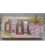 Spa Luxetique Cherry Blossom Scented 5 piece Bath & Body Giftset - $15.00