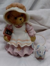 NEW Cherished Teddies I'll Always be By Your Side Mary Had A Little Lamb... - $18.55