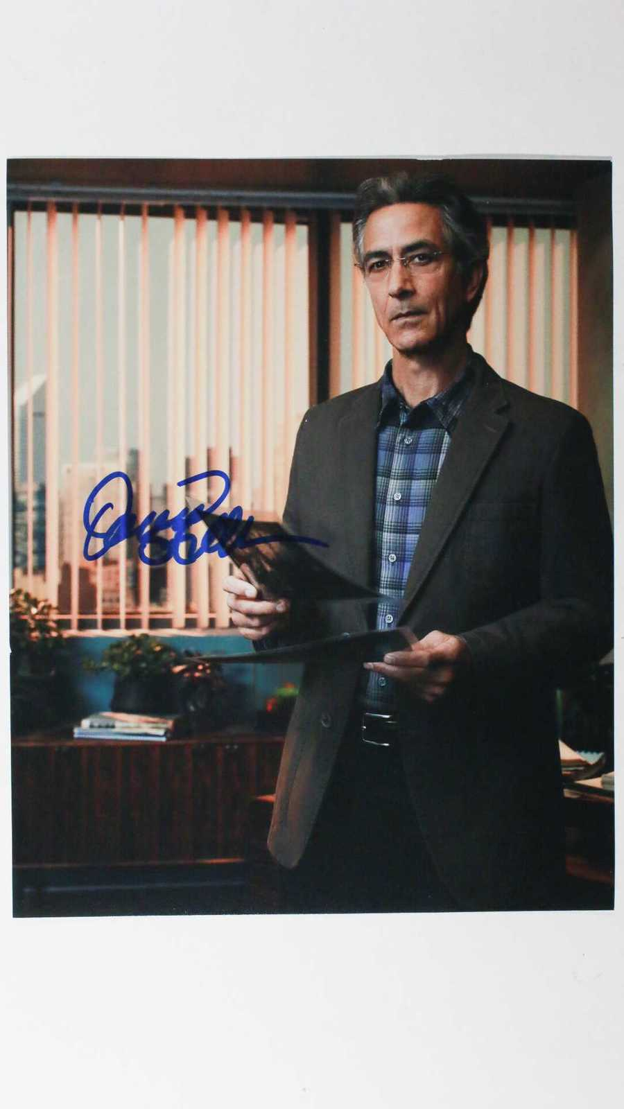 Primary image for David Strathairn Signed Autographed Glossy 8x10 Photo