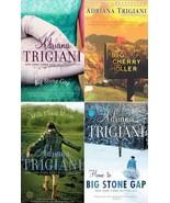 The Big Stone Gap Series Collection Set Books 1-4 by Adriana Trigiani Br... - $49.99