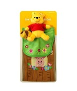 New! Winnie the Pooh Toilet Paper Holder Cover Doll Disney Limited Japan... - $107.51