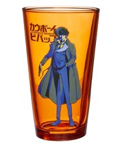 COWBOY BEBOP ORANGE SPIKE PINT - $15.83