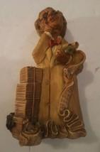 Vintage Frumps Figurine D & D Studios Douglas Harris 1991 Accountant - $19.79