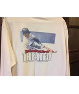 RARE Chicago Cubs BASEBALL Pressure Treated T-SHIRT  XL extra large - $65.44