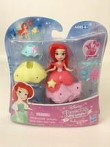 Disney Princess Little Kingdom Fashion Change Ariel Little Mermaid Snap-... - $11.83