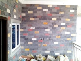 "24 Molds & Supply Kit Make 1000s of #925 (4x8x.5"") Flat Smooth Brick Subway Tile image 4"