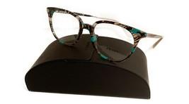 Prada Women's Blue Turquoise Glasses with case VPR 13U KJJ-1O1 50mm - $94.50