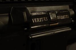 Veritas Aequitas    - Ejection Port Dust Cover - $16.99