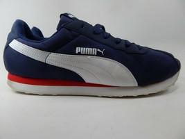 Puma Turin Nl Scarpe Sportive USA 13 M (D) Eu 47 Uomo Nylon Casual Blu 362167 02