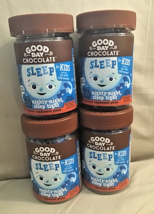 lot of 4, Good Day Chocolate SLEEP for Kids total - 200 pieces - $38.12