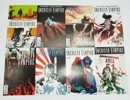 American Vampire Second Cycle 1-7 & 9 Nearly Complete Vertigo Comic Book... - $29.02