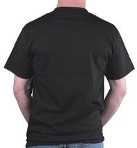 Dissizit Slick Compton USA La Whack Is The Neu Schwarz Herren Grafik T-Shirt image 2