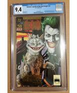 Batman : Legends of the Dark Knight #50 CGC 9.4 (Foil Logo) - $55.00