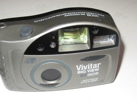 VINTAGE CAMERA - VIVITAR- BIG VIEW- BV35DB -   EXC- - G2 - $11.75