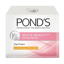POND'S WHITE BEAUTY ANTI SPOT FAIRNESS SPF 15 DAY CREAM 35g - $12.27