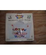 Looney Tunes Decorative Light Fixture Unused Bugs Bunny Tasmanian Devil ... - $74.99