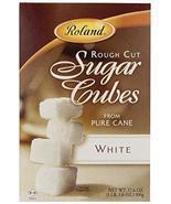 Roland Rough Cut White Sugar Cubes - 17.5 oz - $5.75
