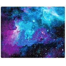 Mouse Pad pad-001 Galaxy Customized Rectangle Non-Slip Rubber Mousepad Gaming Mo