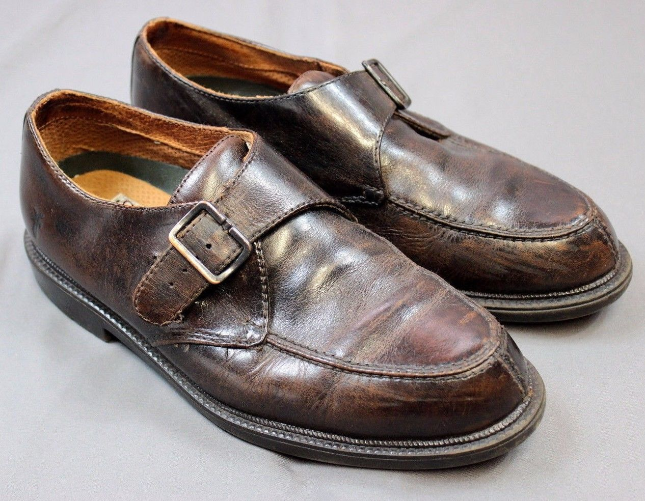 Frye James Wingtip Oxford 84619 Men Shoes NEW Size US 7  10.5